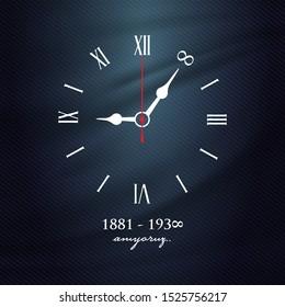 Commemorative date November 10 death day Mustafa Kemal Ataturk , first president of Turkish Republic. translation Turkish. November 10, respect and remember.