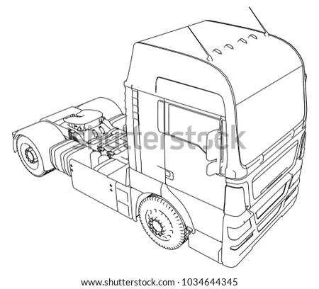 Wire Truck