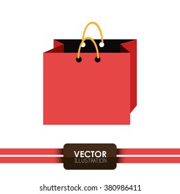 commercial icon design - bag