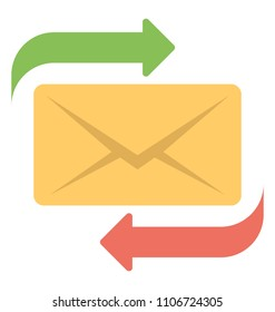 Communication by exchanging letter, correspondence