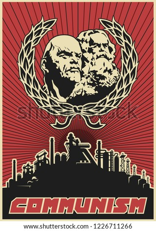Communism Lenin and Marx