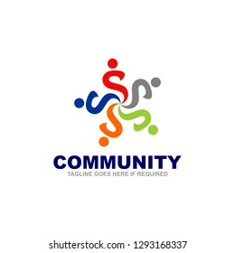 community and adoption care logo