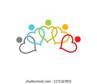 community logo icon