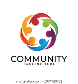 community logo icon