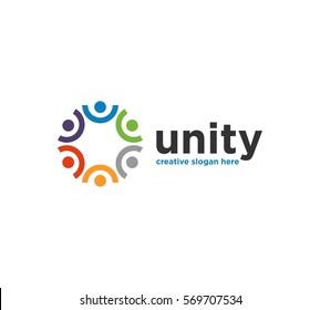 Community Logo Vector
