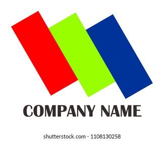 Company Logo Illustartion
