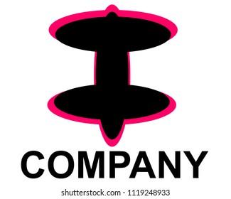 Company Logo Illustration