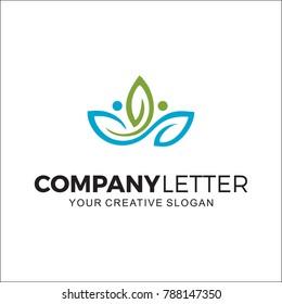 company logo, nature logo