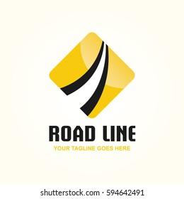 Road Safety Logo Design