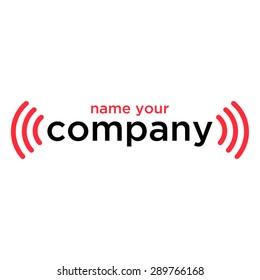 Company logo Sound