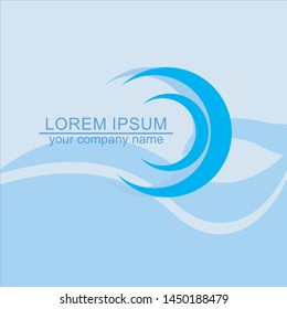 Company logo template for bussines