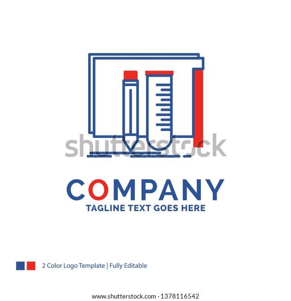 Company Name Logo Design Build Equipment Stock Vector Royalty Free 1378116542