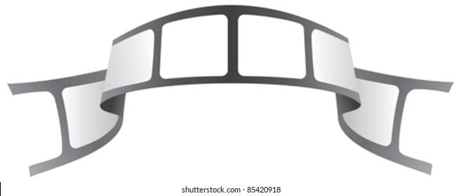 A company tape logo