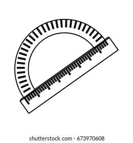 Compass angle meter