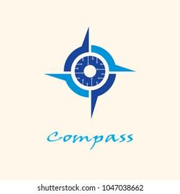 compass digital logo