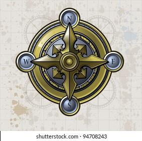 Compass Shiny