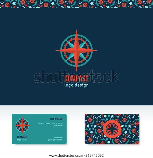 Layoutbild Für Vektorgrafik Logo Design Reiseagentur