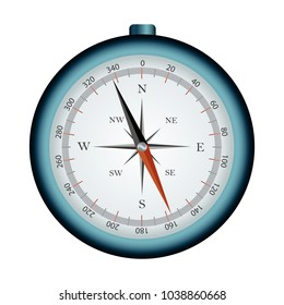 Compass.Vector design element for you project