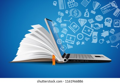 Ebook Images, Stock Photos & Vectors | Shutterstock