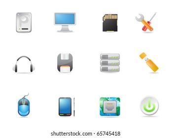 computer equipment icon