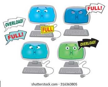 Computer is Full