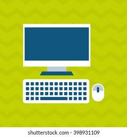 computer icon design