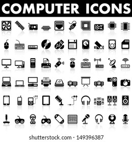 Computer Icons, Hardware