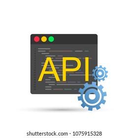 Computer programming, application programming interface AP