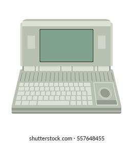 Computer vector illustration.