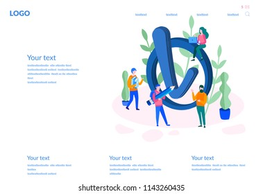 Concept Accept okey symbol, good work  for web page, banner, presentation, social media, cards, posters. Vector illustration approvement or checklist design Feedback customer, satisfaction level