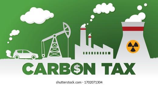 Concept design for carbon tax.