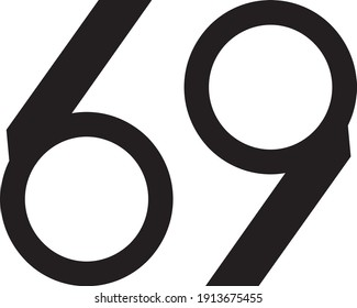 Concept design for the number 69