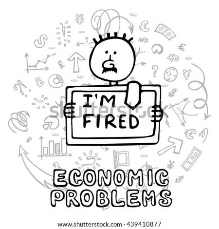 why is unemployment an economic problem