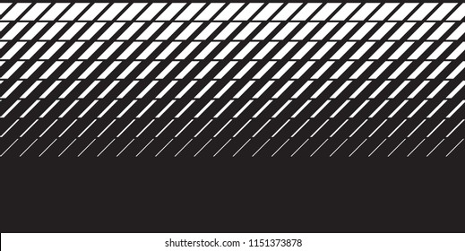 Concept geometry pattern with lines. Geometric degrade gradient motif for header, poster, background. Sport active repeatable motif. Stock vector illustration.