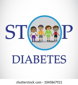 Concept of Juvenile Diabetes- Diabetes mellitus type 1 also known as type 1 diabetes.