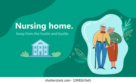 Nursing Home Design Images Stock Photos Vectors