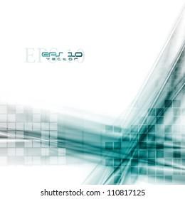 Concept technology background. Vector illustration eps 10