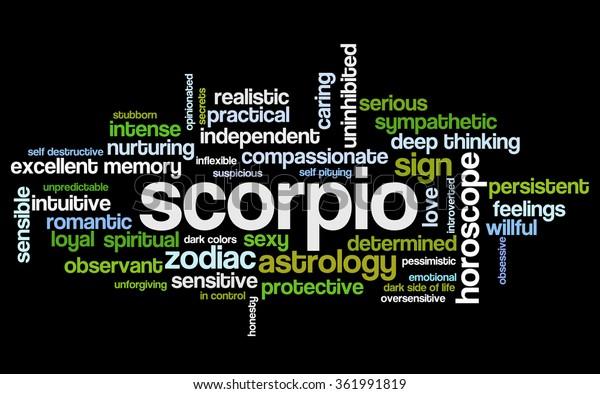 Scorpio positive and negative traits