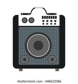 concert speakers icon
