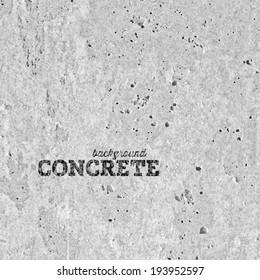 Concrete Vector Texture Background