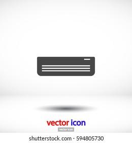 CONDITIONER VECTOR ICON