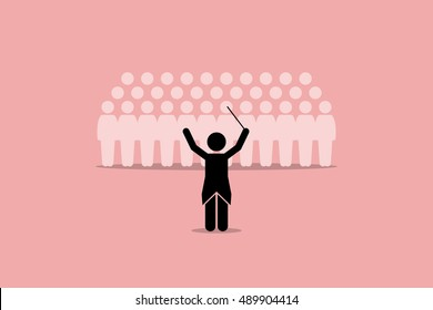 Cantando Coro Images, Stock Photos & Vectors | Shutterstock