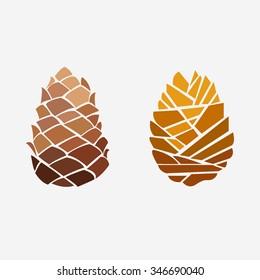 cone. pine cones