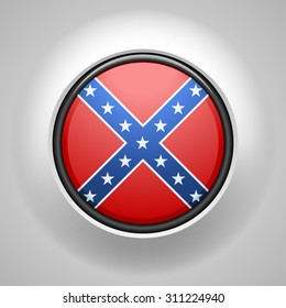 Confederate button