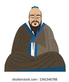 confucius ancient china philosopher