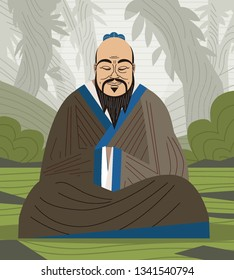 confucius ancient china philosopher