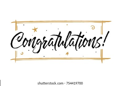 congratulations card images stock photos vectors shutterstock