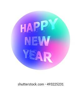 congratulation Happy New Year