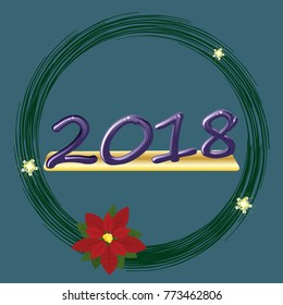 Congratulations for a happy 2018 year