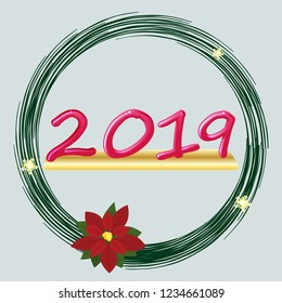 Congratulations for a happy 2019 year